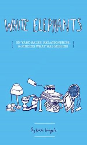 Bog, paperback White Elephants af Katie Haegele