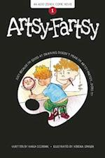 Artsy-Fartsy (Aldo Zelnick Comic Novel)