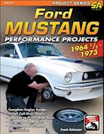 Ford Mustang Performance Projects