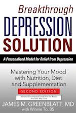 Breakthrough Depression Solution af James Greenblatt