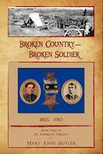 Broken Country-Broken Soldier af Mary Anne Butler
