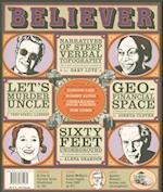 The Believer, Issue 59 af Gary Lutz, Theo Schell-Lambert, Joshua Clover