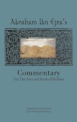 Rabbi Abraham Ibn Ezra's Commentary on the Second Book of Psalms