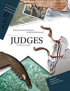 Bog, paperback Judges af Precept Ministries International