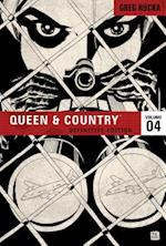 Queen & Country The Definitive Edition Volume 4