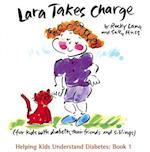 Lara Takes Charge af Rocky Lang, Sally Huss