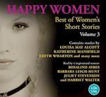 Happy Women: Best of Women's Short Stories Volume 3