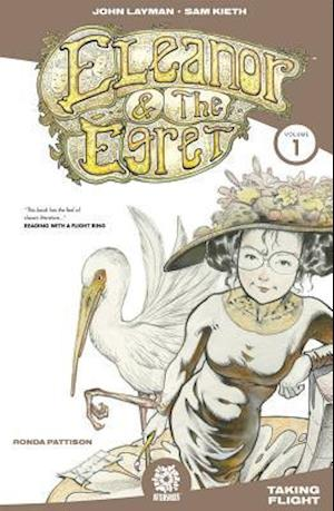 Eleanor & The Egret 1