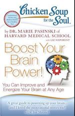 Chicken Soup for the Soul Boost Your Brain Power! (CHICKEN SOUP FOR THE SOUL)