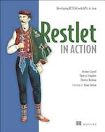 Restlet in Action af Thierry Templier