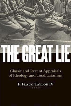 Bog, paperback The Great Lie af Flagg Taylor