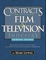 Contracts for the Film & Television Industry af Mark Litwak