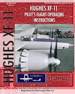 Hughes XF-11 Pilot's Flight Operating Instructions