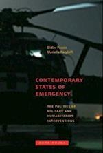 Contemporary States of Emergency af Didier Fassin