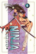 Ninja Girls, Volume 5 (Ninja Girls, nr. 5)