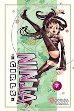 Ninja Girls 7 (Ninja Girls, nr. 7)