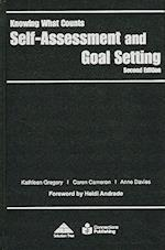 Self-Assessment and Goal Setting af Kathleen Gregory, Caren Cameron, Anne Davies