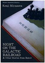 Night on the Galactic Railroad & Other Stories from Ihatov af Kenji Miyazawa