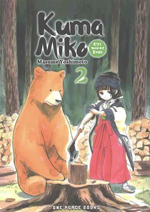 Bog, paperback Kuma Miko 2 af Masume Yoshimoto