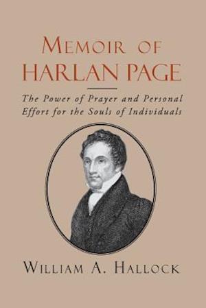 Memoir of Harlan Page