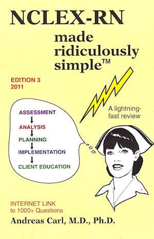 NCLEX-RN Made Ridiculously Simple