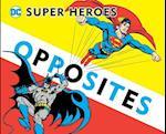 Super Heroes Opposites