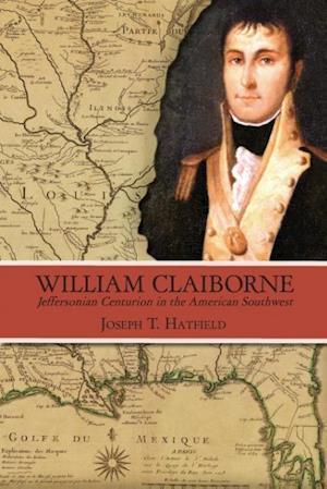 Bog, paperback William Claiborne af Joseph T. Hatfield