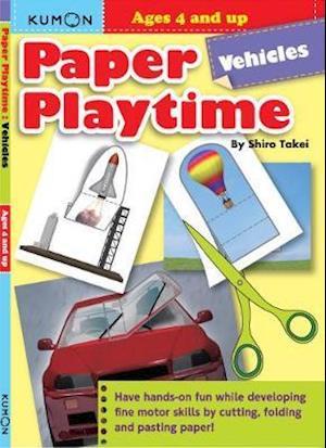 Bog, paperback Paper Playtime af Shiro Takei