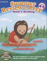 Summer Review & Prep Math and Reading Grade 4-5 (Kumon Summer Review & Prep)