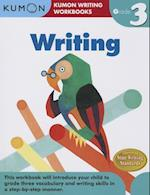 Writing, Grade 3 (Kumon Writing Workbooks)