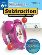 Subtraction (Speed Accuracy Math Workbooks)
