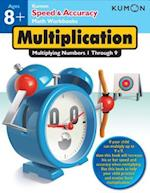 Multiplication (Speed Accuracy Math Workbooks)