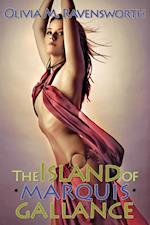 The Island of Marquis Gallance af Olivia M. Ravensworth