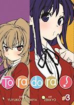Toradora! af Yuyuko Takemiya, Zekkyo
