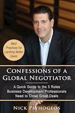 Confessions of a Global Negotiator
