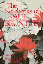 Emotions and Ethics/The Intellect (Notebooks of Paul Brunton)