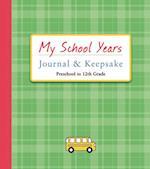 My School Years Journal & Keepsake af Alex A. Lluch