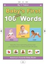 Baby's First 100 Plus Words af Alex A. Lluch