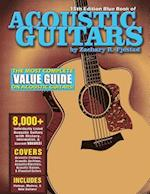 Blue Book of Acoustic Guitars (Blue Book of Acoustic Guitars)