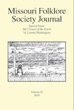 Missouri Folklore Society Journal (Missouri Folklore Society Journal, nr. 32)