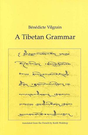 Bog, paperback A Tibetan Grammar af Benedicte Vilgrain