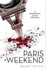 Paris Weekend (Enigma Thrillers)