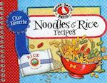 Our Favorite Noodle & Rice Recipes (Our Favorite Recipes Collection)