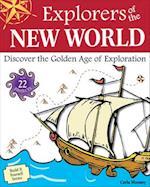 Explorers of the New World af Tom Casteel, Carla Mooney