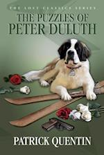 The Puzzles of Peter Duluth af Quentin