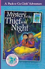 Mystery of the Thief in the Night (Pack-n-Go Girls Adventures - Mexico 1) af Janelle Diller