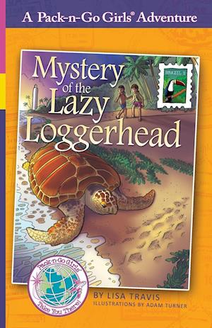 Bog, paperback Mystery of the Lazy Loggerhead (Pack-N-Go Girls Adventures - Brazil 2) af Lisa Travis