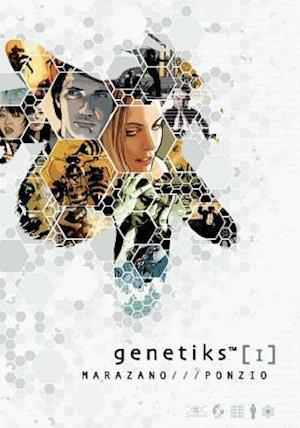 Bog hardback Genetiks I af Jean Michel Ponzio Richard Marazano
