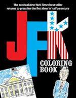 JFK Coloring Book