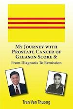 My Journey with Prostate Cancer of Gleason Score 8: From Diagnosis to Remission